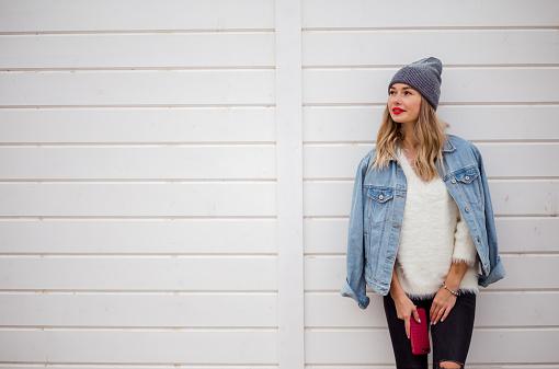Le choix d'un chapeau en hiver: les tendances de la mode